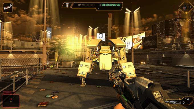 Deus Ex: The Fall Torrent Download