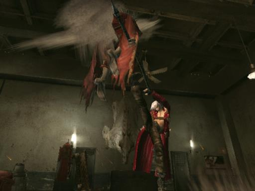 Devil May Cry® 3 Special Edition PC Crack