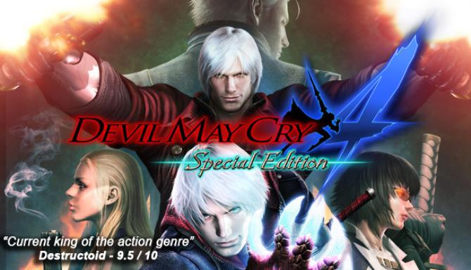 Devil May Cry® 4 Special Edition Free Download