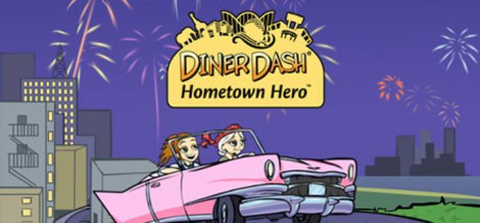 Diner Dash:® Hometown Hero™ Free Download