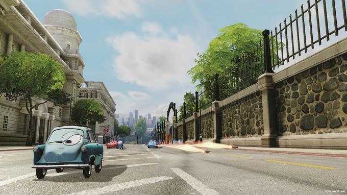Disney•Pixar Cars 2: The Video Game PC Crack