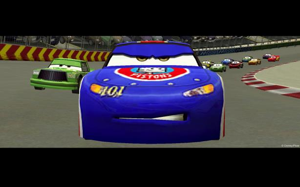 Disney Pixar Cars Tor