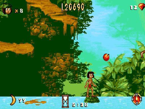 Jungle Book Game Setup