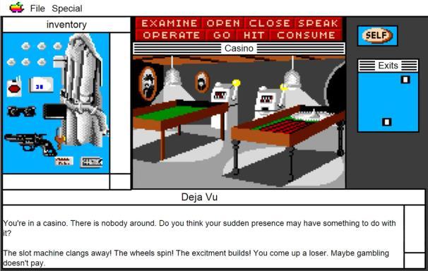 Déjà Vu: MacVenture Series PC Crack