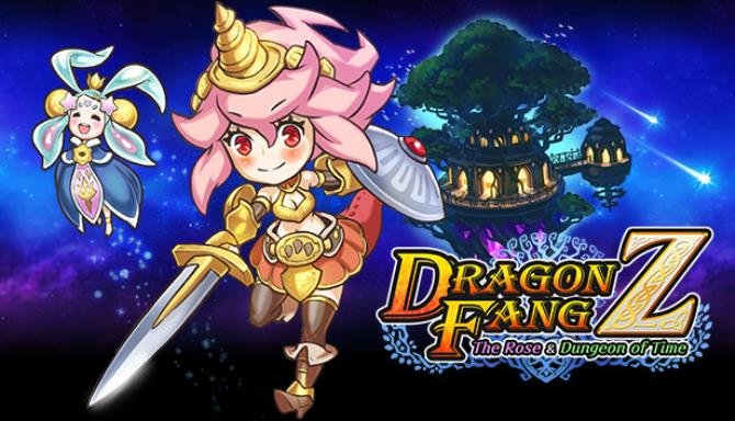 DragonFangZ - The Rose & Dungeon of Time Free Download