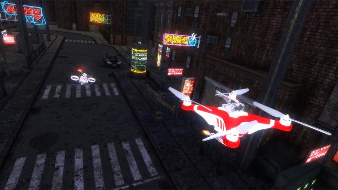 Drone Fighters PC Crack