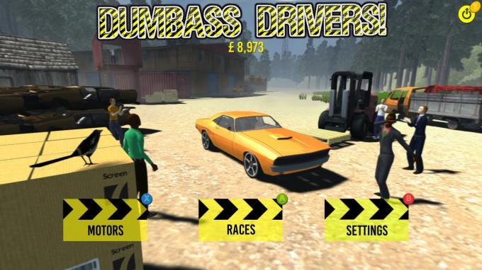 Dumbass Drivers! Torrent Download