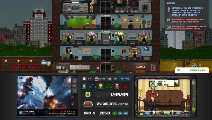 Empire TV Tycoon Free Download (v1 6 0) « IGGGAMES