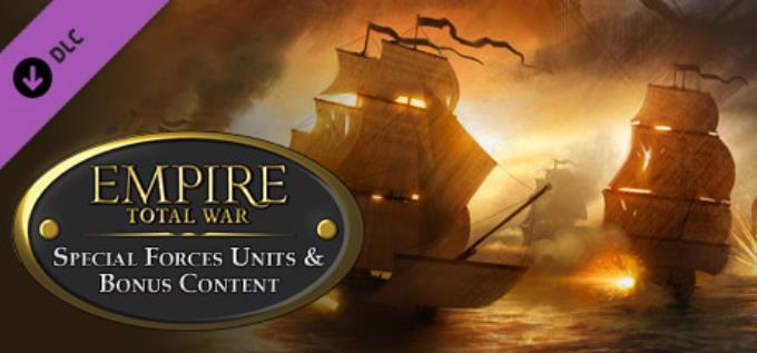 Empire: Total War™ - Special Forces Units & Bonus Content Free Download