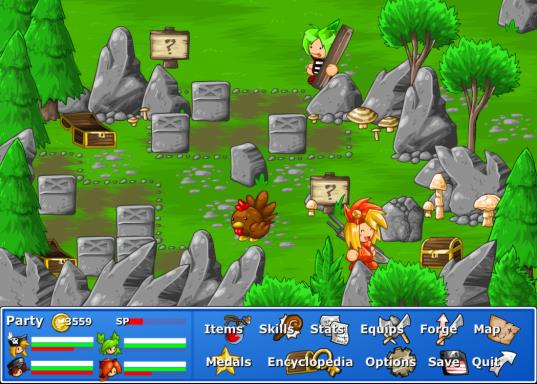 Epic Battle Fantasy 4 PC Crack