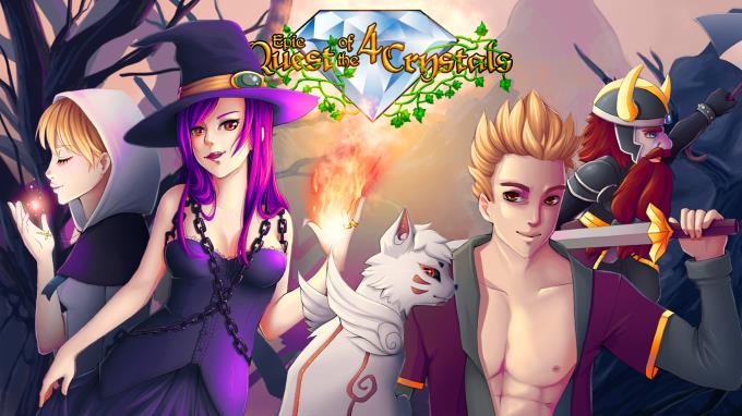 Epic Quest of the 4 Crystals Torrent Download