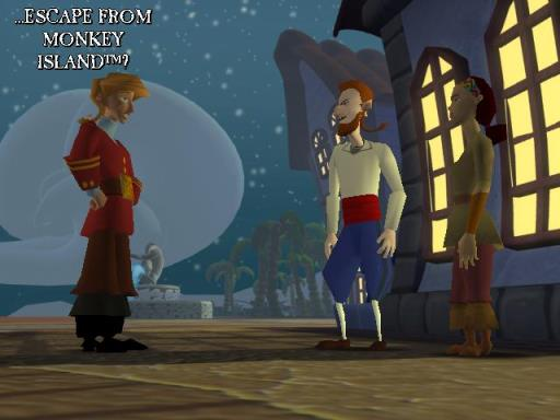Escape from Monkey Island™ PC Crack