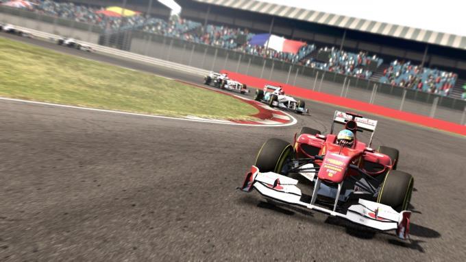 F1 2011 PC Crack