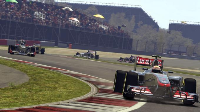 F1 2012™ PC Crack
