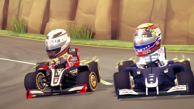 F1 RACE STARS™ Torrent Download