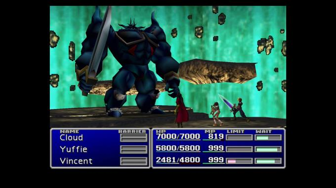 FINAL FANTASY VII Torrent Download