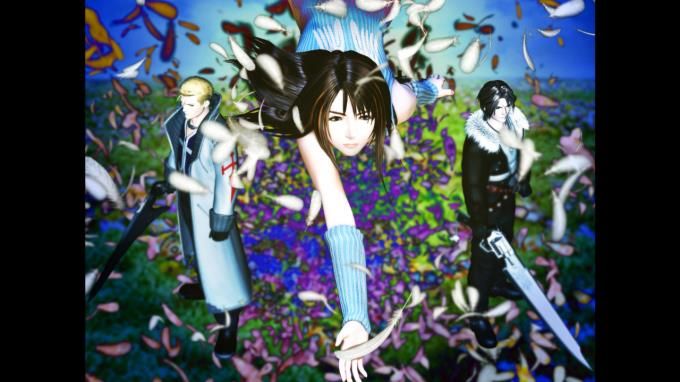 FINAL FANTASY VIII PC Crack