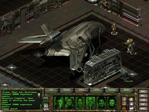 Fallout Tactics: Brotherhood of Steel Torrent Download