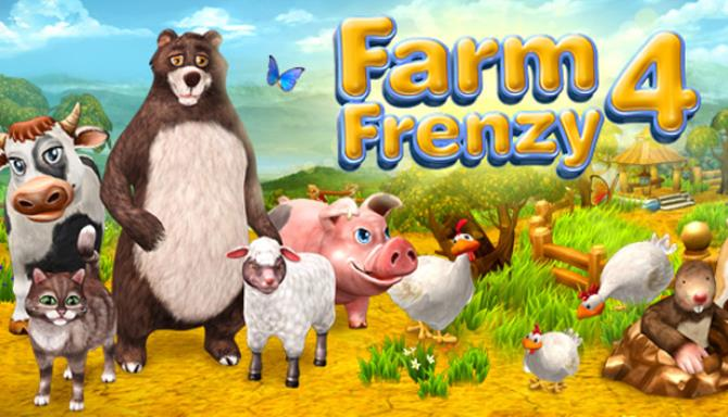 Farm Frenzy 4 Free Download « IGGGAMES