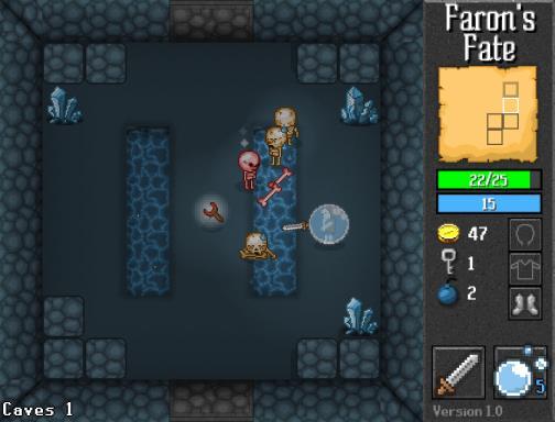 Faron's Fate PC Crack