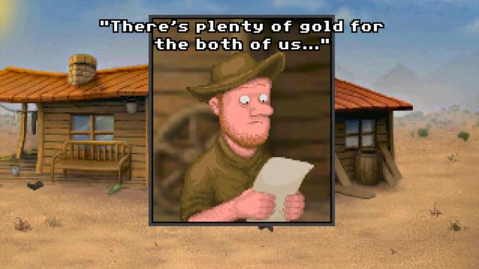 Fester Mudd: Curse of the Gold - Episode 1 PC Crack