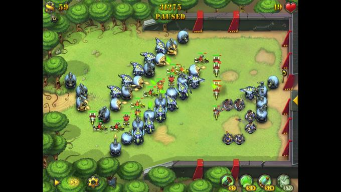 Fieldrunners Torrent Download