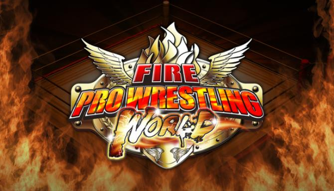 Fire Pro Wrestling World Free Download (v2 09 3 & ALL DLC