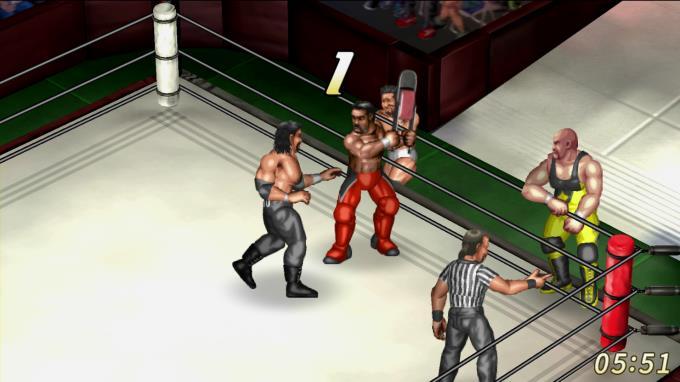 Fire Pro Wrestling World Free Download (v2 09 3 & ALL DLC