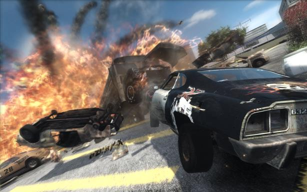 FlatOut: Ultimate Carnage Torrent Download