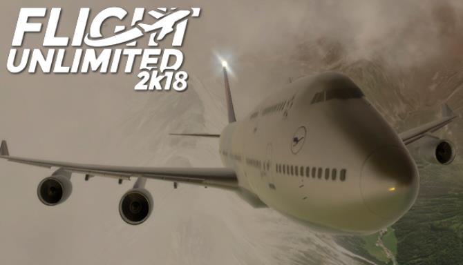 Flight Unlimited 2K18 Free Download