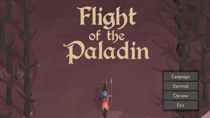 Flight of the Paladin PC Crack