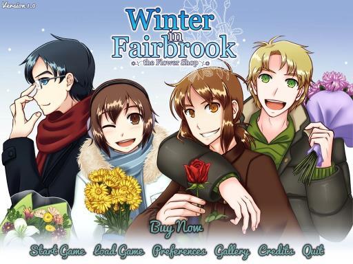 Flower Shop: Winter In Fairbrook Torrent Download