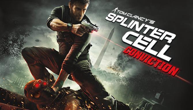 Tom Clancy's Splinter Cell Conviction Free Download