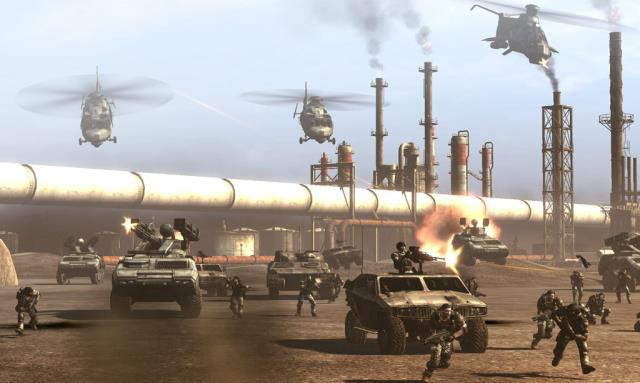 Frontlines™: Fuel of War™ Torrent Download
