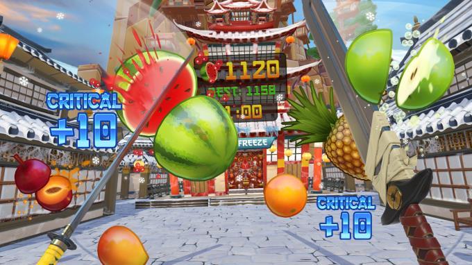 Fruit Ninja VR Torrent Download