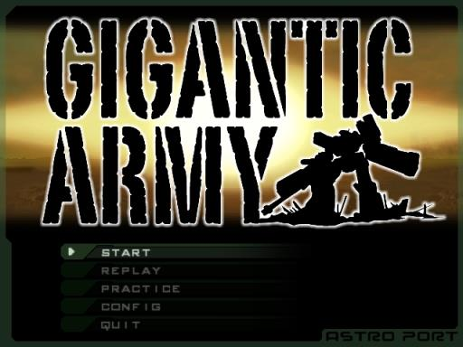 GIGANTIC ARMY Torrent Download