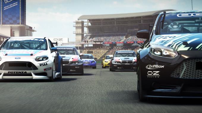 GRID Autosport Torrent Download