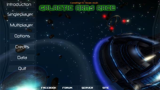 Galactic Arms Race Torrent Download