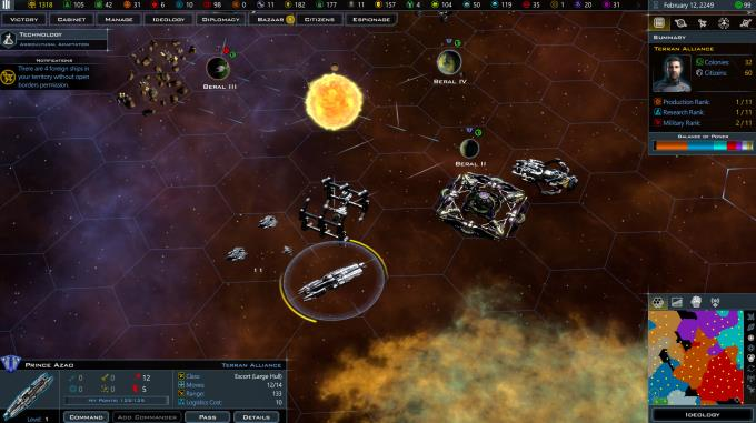 Galactic Civilizations III Torrent Download