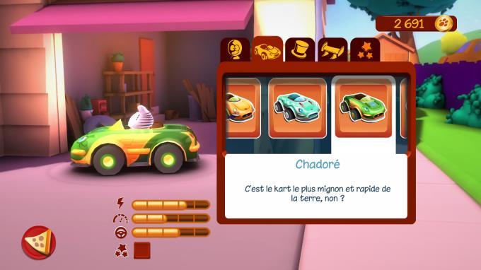 Garfield Kart PC Crack