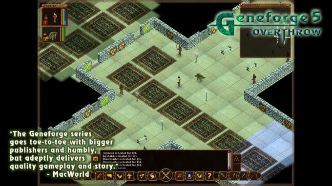 Geneforge 5: Overthrow Torrent Download