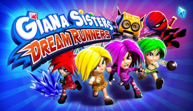 Giana Sisters: Dream Runners Free Download
