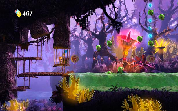 Giana Sisters: Twisted Dreams - Rise of the Owlverlord Torrent Download