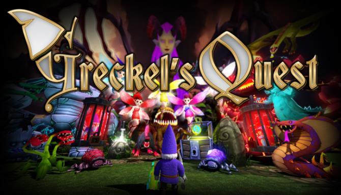 Gnomes Vs. Fairies: Greckel's Quest Free Download