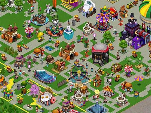 Golden Ticket: An Amusement Park Sim Game PC Crack