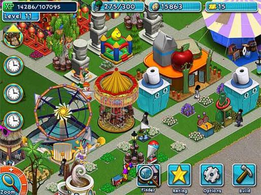 Golden Ticket: An Amusement Park Sim Game Torrent Download