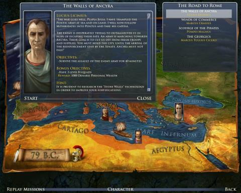 Grand Ages: Rome Torrent Download