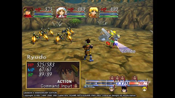 Grandia® II Anniversary Edition Torrent Download