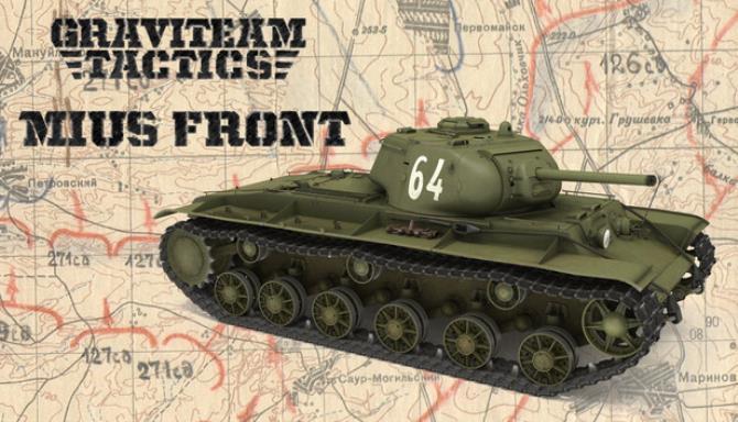 Graviteam Tactics: Mius-Front Free Download