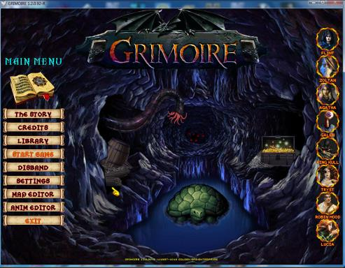 Grimoire : Heralds of the Winged Exemplar PC Crack